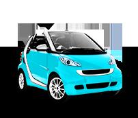 Smart ForTwo 451 - Baujahr 2007-2015