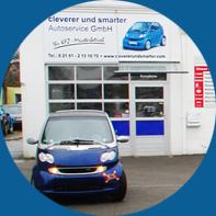 Cleverer und Smarter Autoservice GmbH - Smart Werkstatt