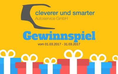 Gewinnspiel: Eine kostenlose Wartung für Ihren Smart – jetzt mitmachen
