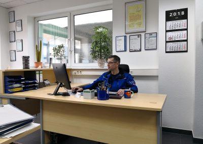 Bürobereich