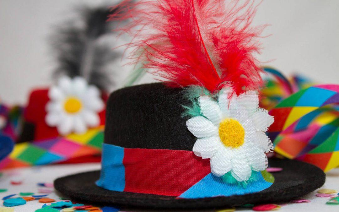 Öffnungszeiten Karneval – Rosenmontag geschlossen – Wir wünschen Ihnen schöne Karnevalstage!