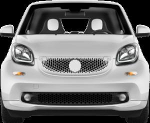 Smart 453 Frontansicht - Cleverer und Smarter Autoservice