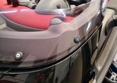 Smart Crossblade - Seltenes Modell ohne Dach, Türen und Frontscheibe