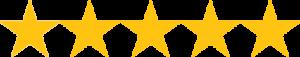 5 Sterne Bewertungen von cleverer und smarter Autoservice